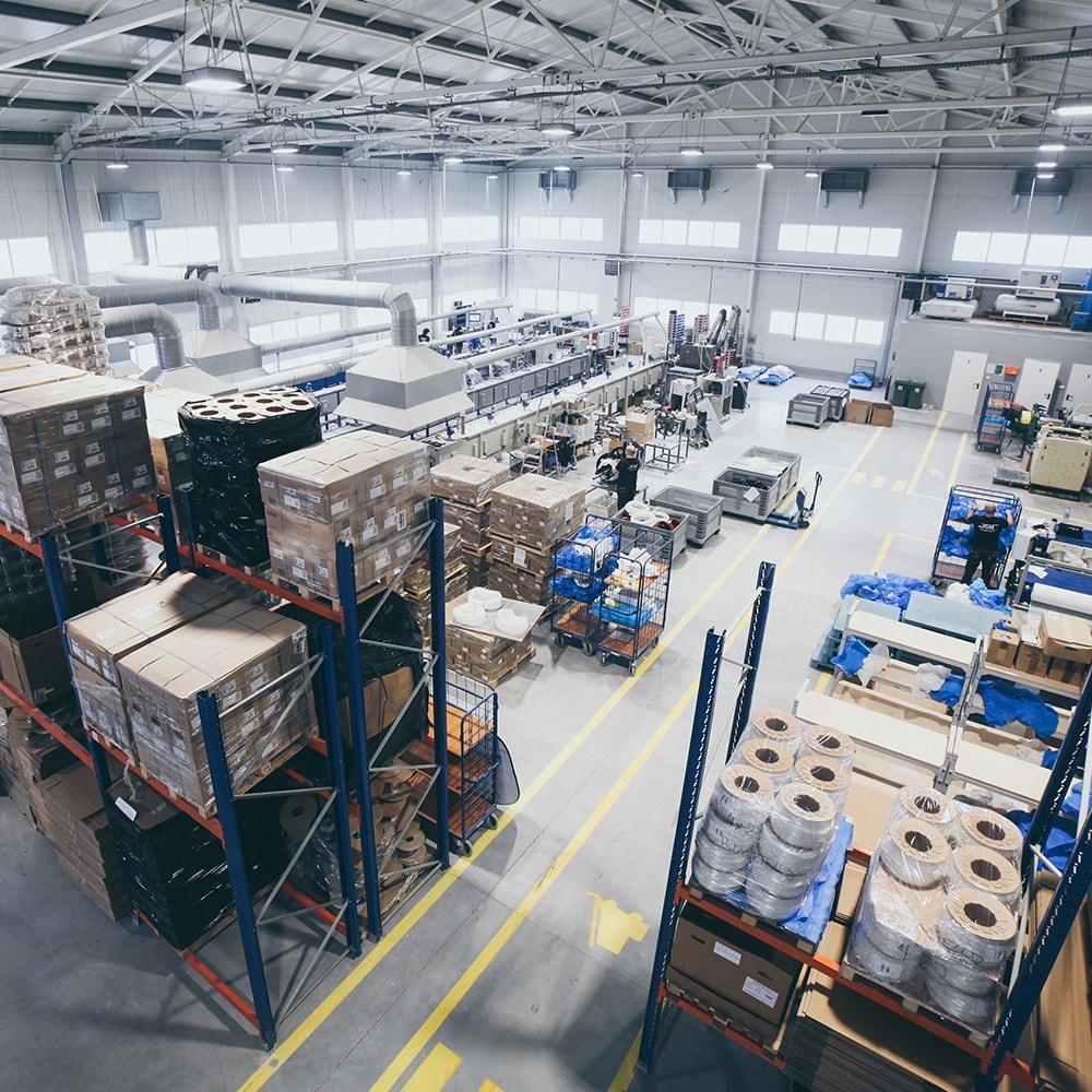 Nasza fabryka wyrobów silikonowych
