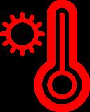 stabilność cieplna silikonu