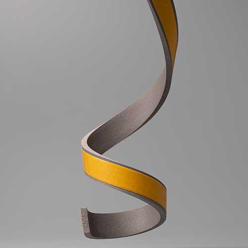 sznur silikonowy samoprzylepny